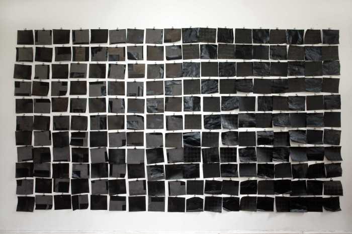 Fugitive Works    h150cm x w280cm    Ink on paer    2013