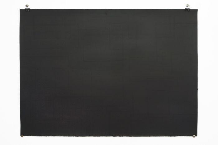 Burnt Moderns 2   h50cm x w70cm    Ink on paper    2014