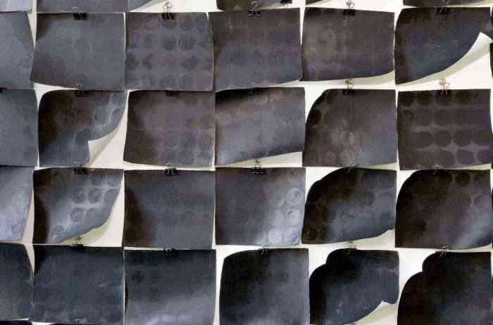 Detail of Dark Inventory